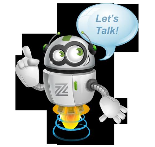 digital marketing robot